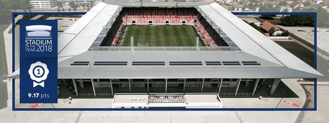 DVTK Stadion