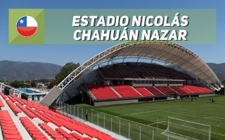 New stadium: New home for La Calera
