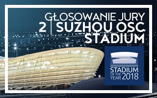 Stadium of the Year: Jury Vote - 2nd | Suzhou OSC Stadium