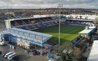 England: Mansfield Town stadium transaction complete