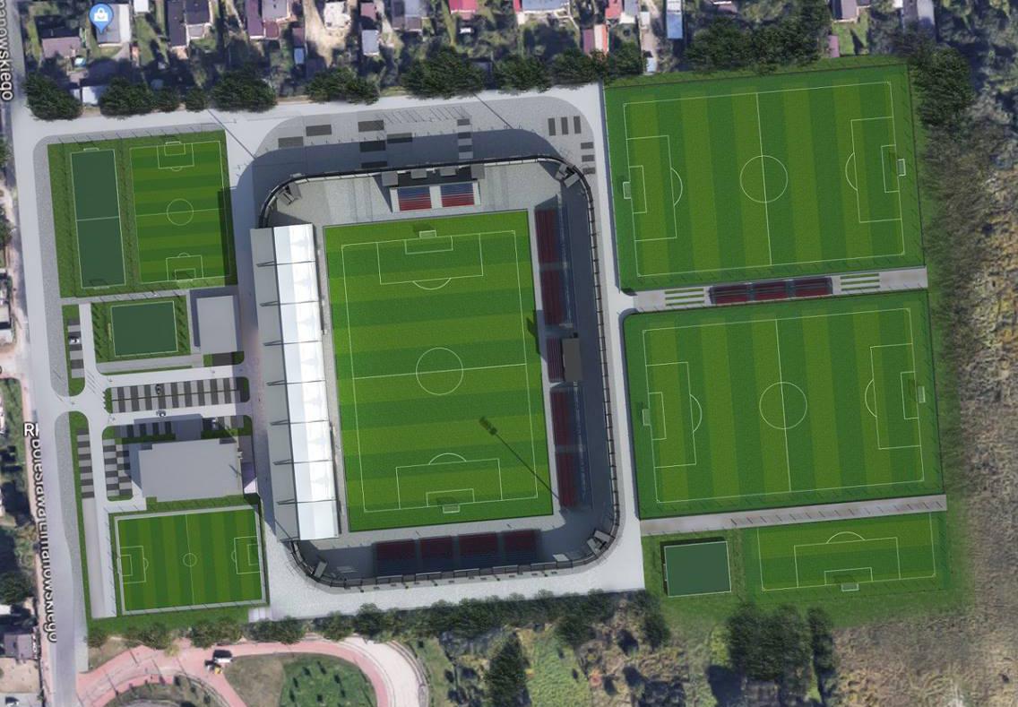Stadion dla Rakowa