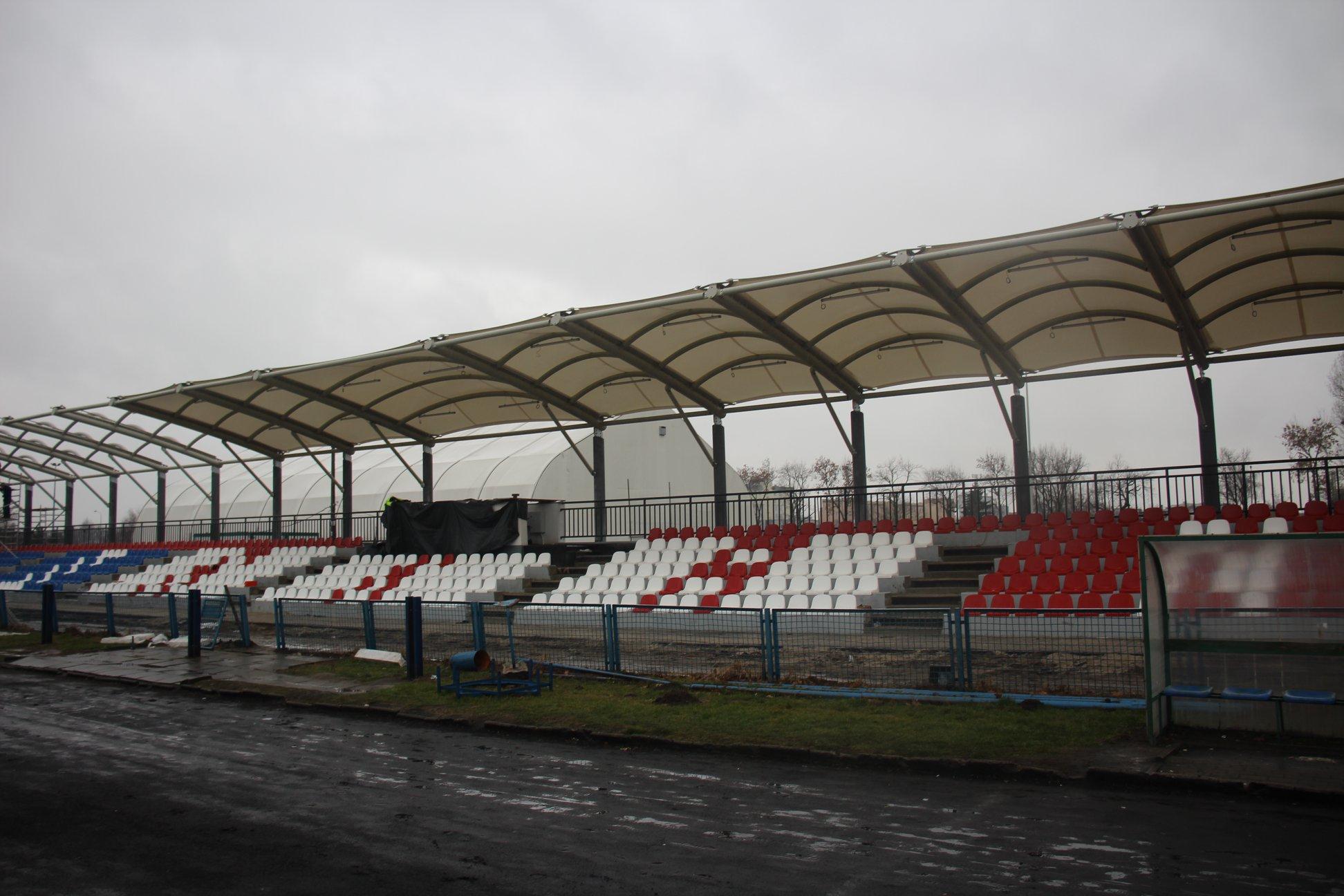 Stadion Miejski w Sochaczewie