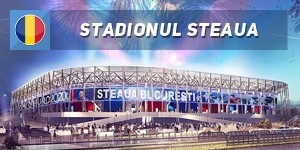 New design: Steaua's stadium after cuts