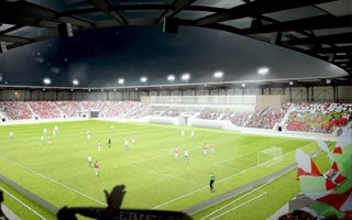 Poland: Sosnowiec announces stadium contractor