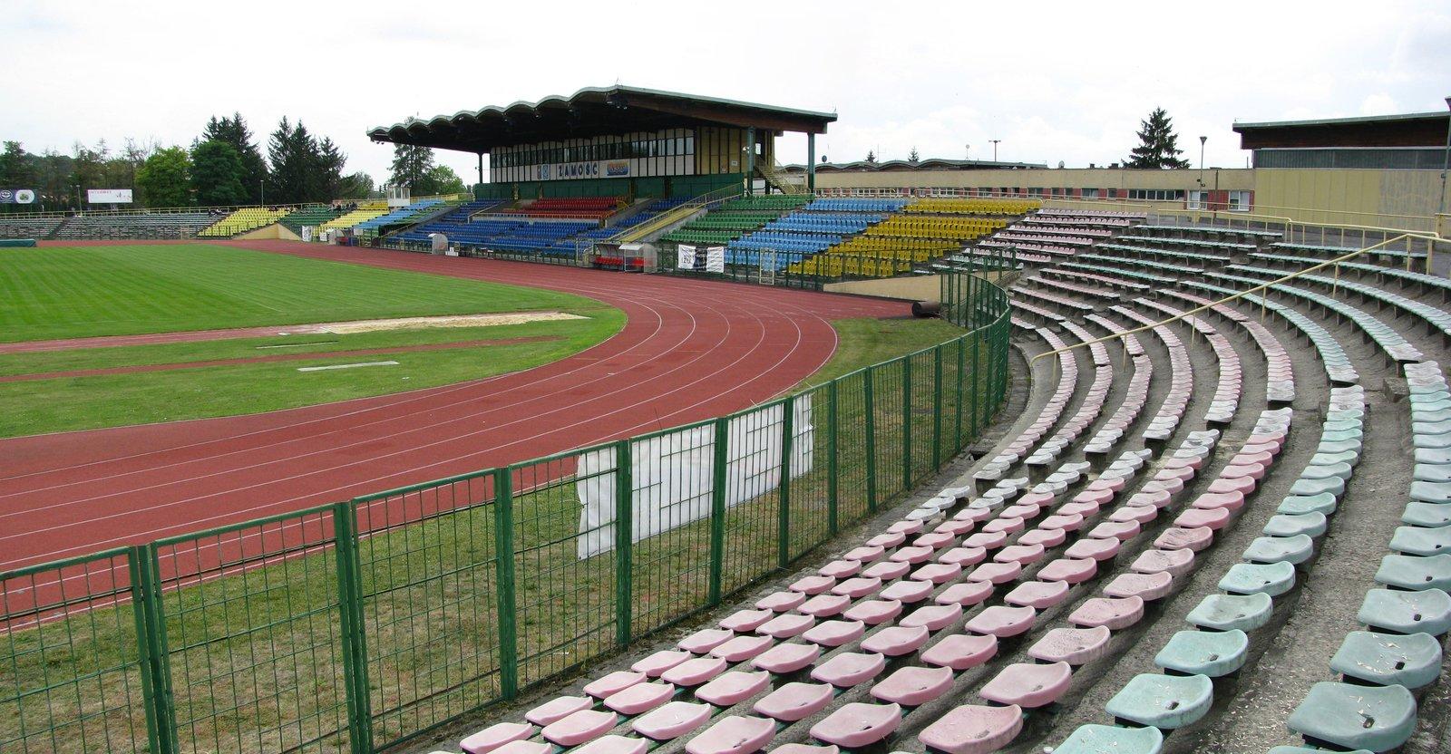 Stadion Hetmana Zamość