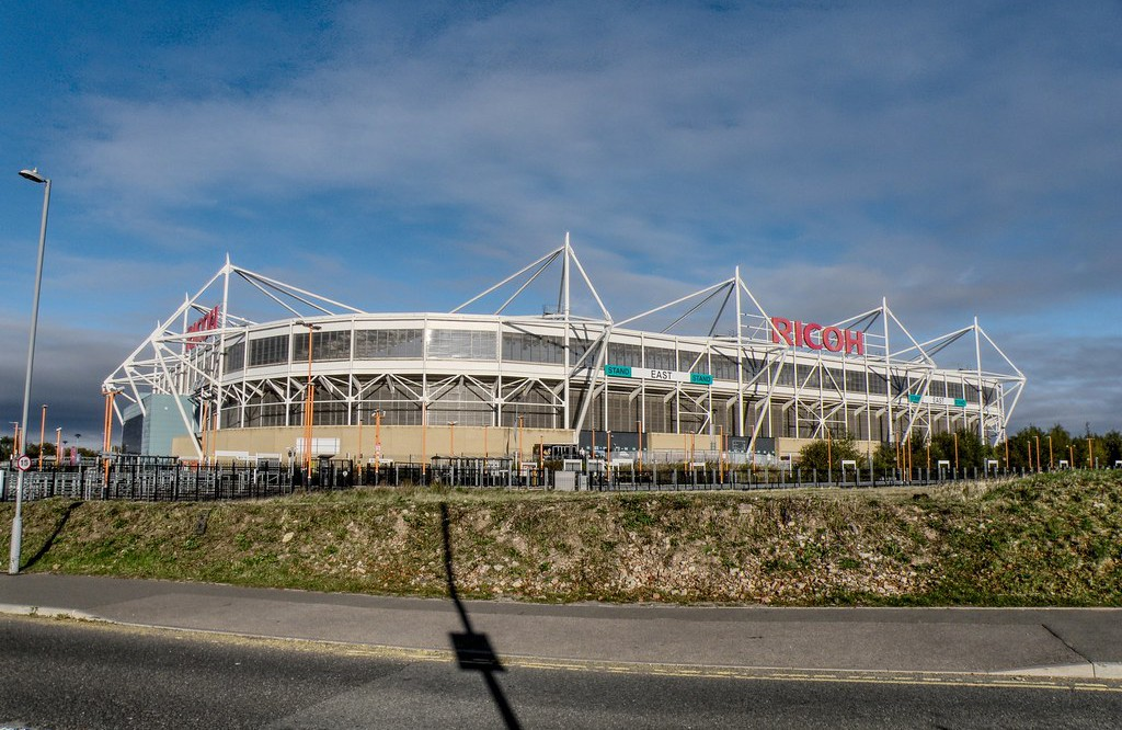 Coventry City - Ricoh Arena