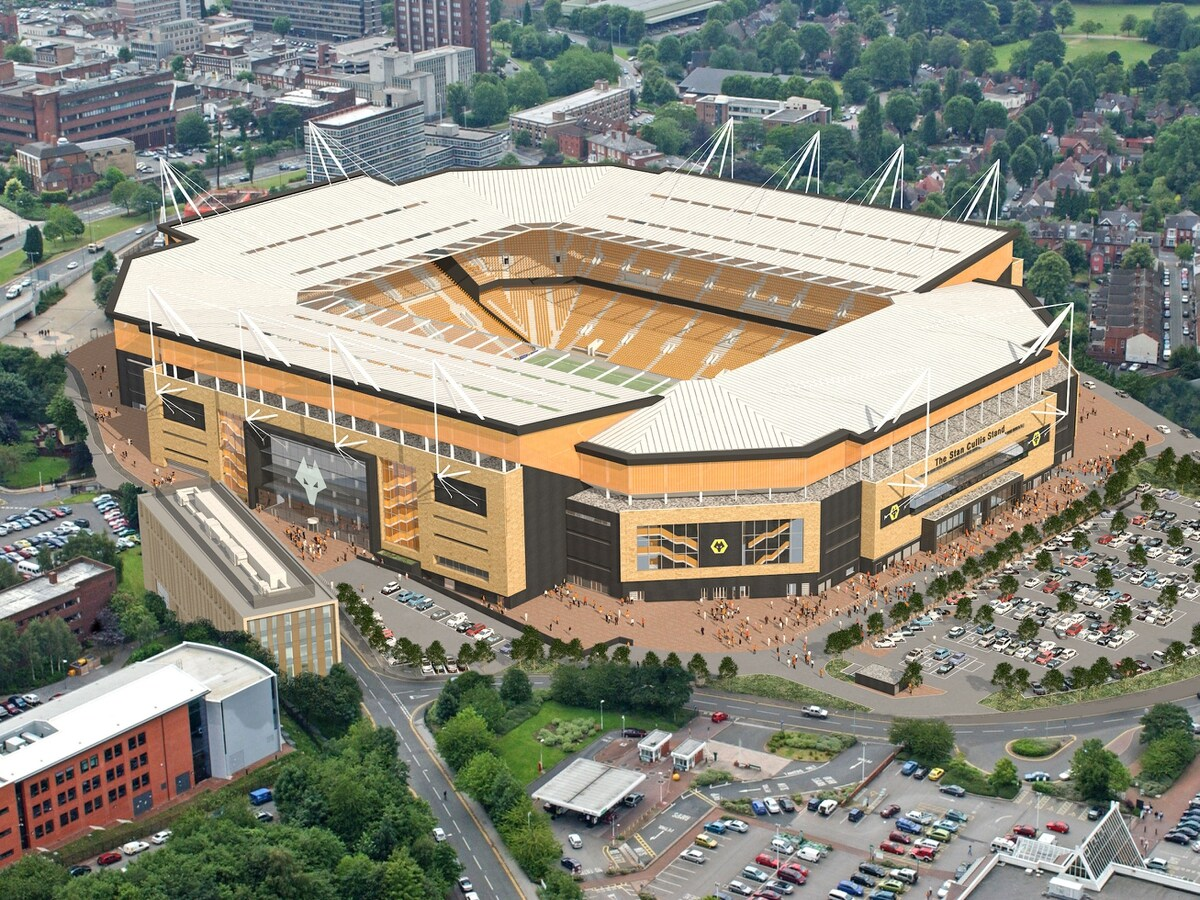 Molineux safe standing