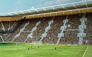 Wolverhampton: Safe standing and grand plans