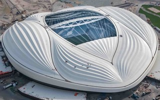 New stadium: Qatar's new icon opened