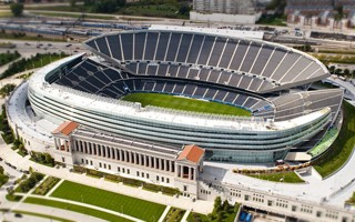 Chicago: Fire to return to Soldier Field
