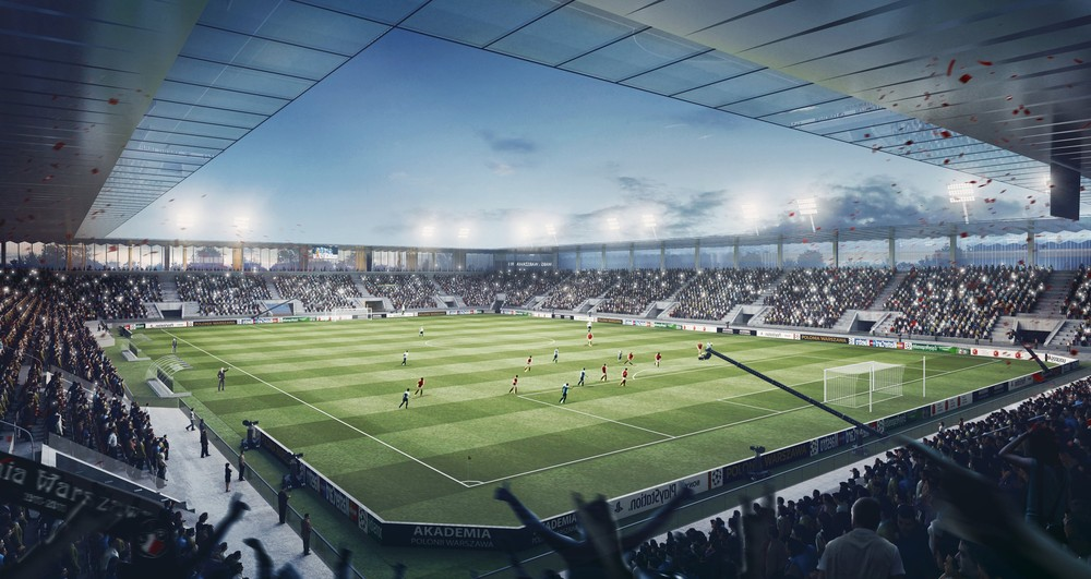 Stadion dla Polonii Warszawa