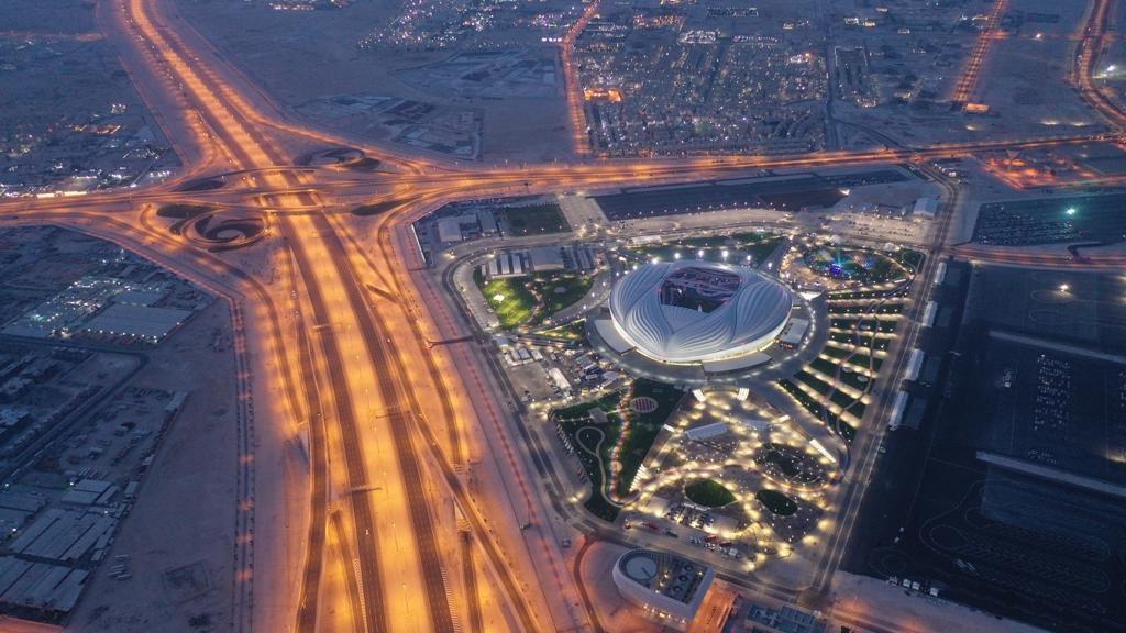 Al Wakrah Stadium / Al Janoub Stadium