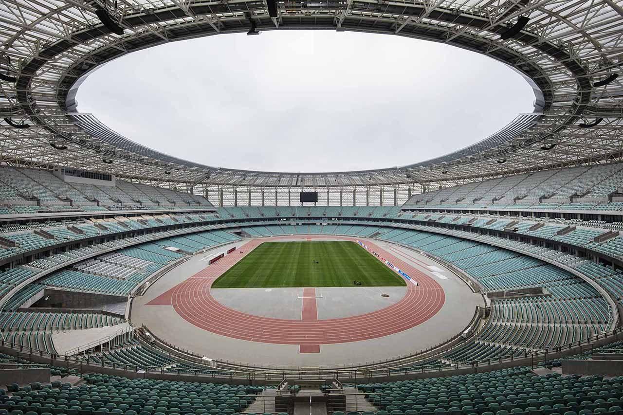 Baku 2019 final