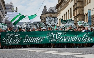 Bremen: Ultras against Weserstadion name change