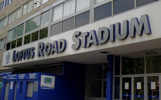 London: QPR naming rights against knife crime