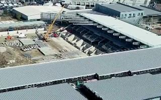 England: York Community Stadium hit by further delays