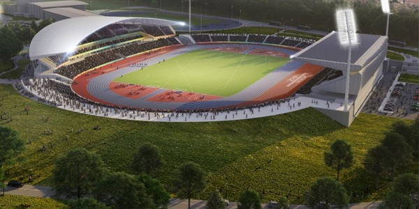 Birmingham: See the Commonwealth Games main venue