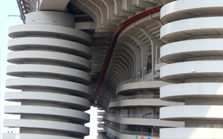 Milan: Feasibility study for 'new San Siro' ready