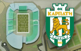 Lviv: FK Karpaty moving towards private stadium