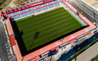 Barcelona: Opening of 'Mini Estadi' on August 27