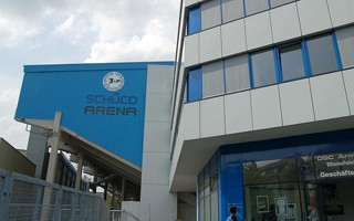 Germany: Arminia open skybox for autistic fans