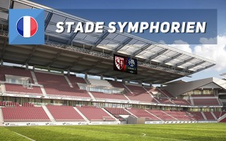 New design: FC Metz's grand design
