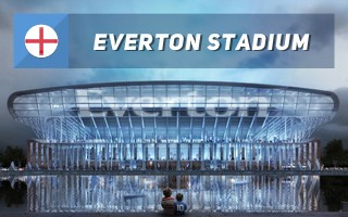 New design: Everton finally reveals all cards