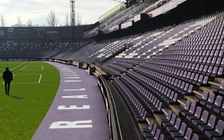 Spain: Renovation of Estadio José Zorrilla