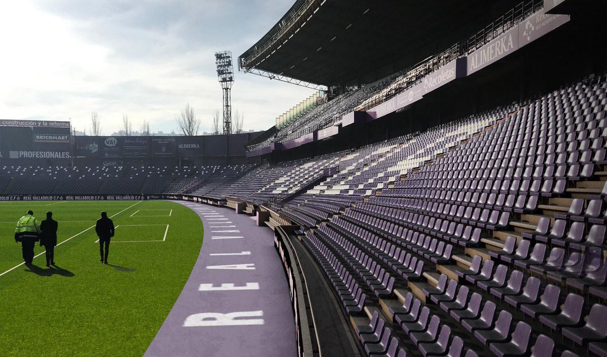 Estadio Jose Zorilla