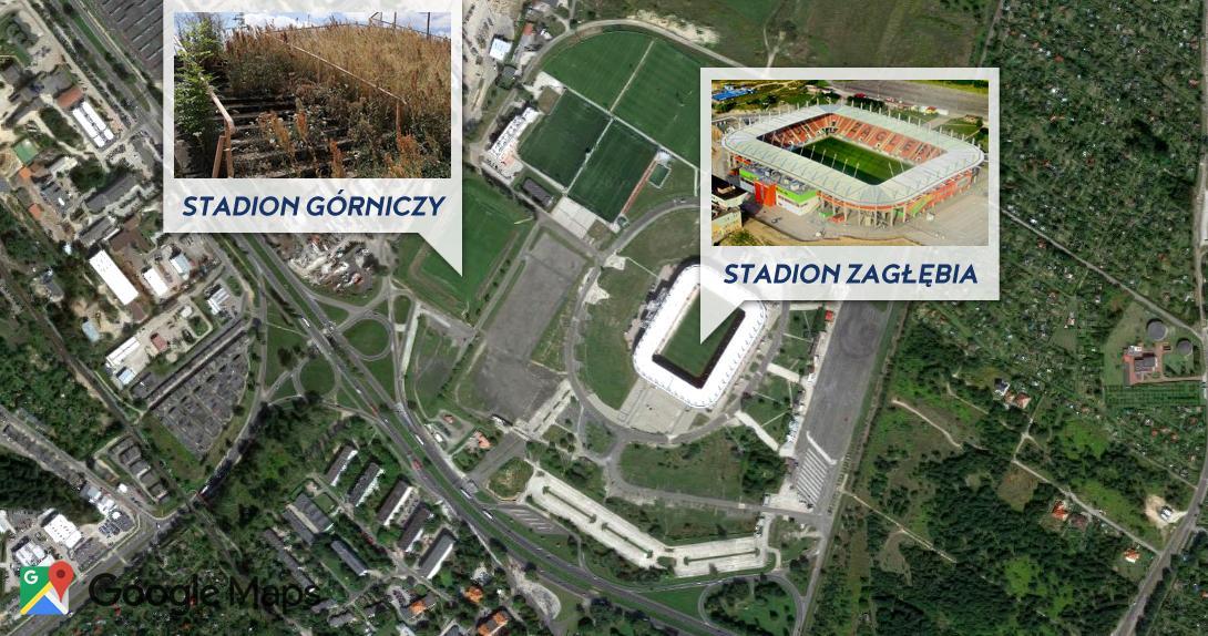 Stadion Górniczy w Lubinie