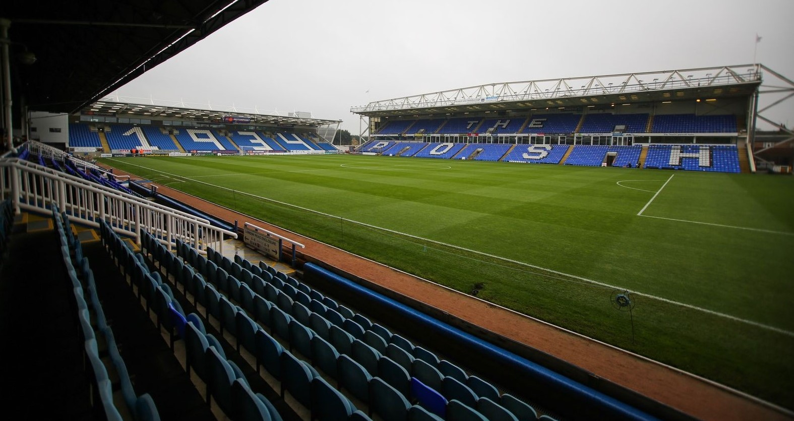 Weston Homes Stadium w Peterborough