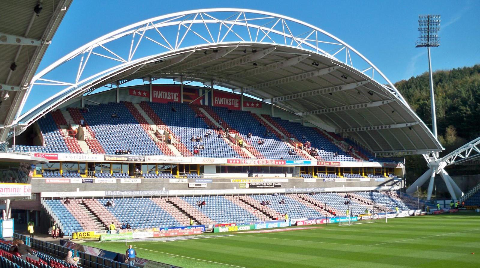 Huddersfield Town stadium