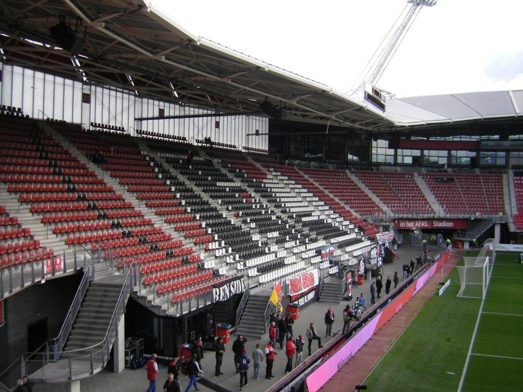 AFAS Stadium in Alkmaar