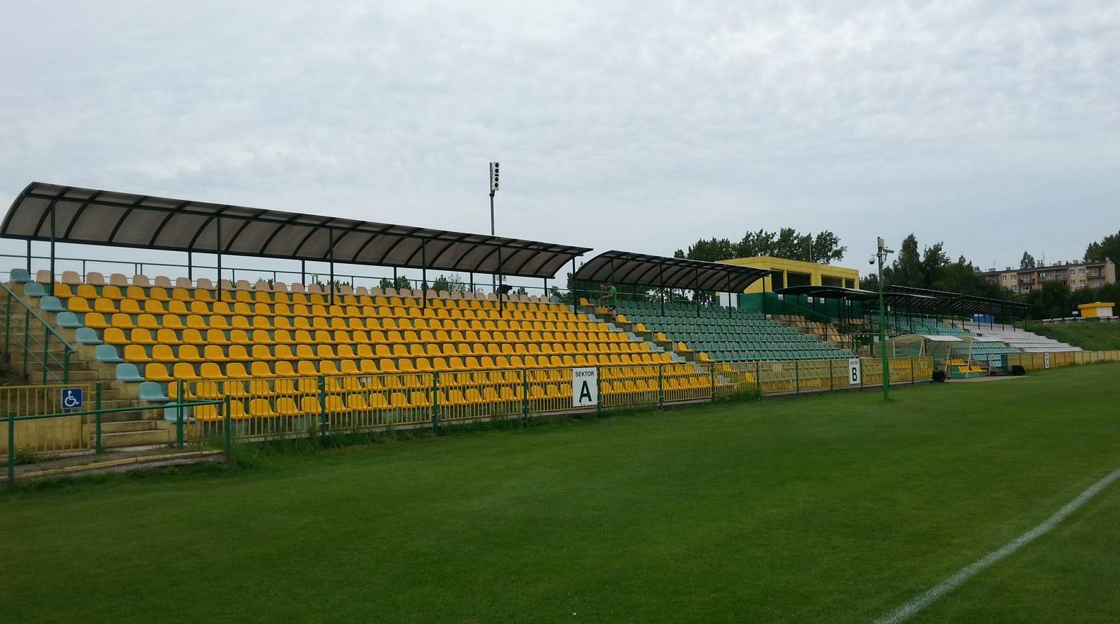 Stadion Rozwoju w Katowicach