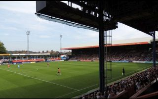 England: Luton spends £1m on stadium facilities