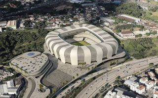 Brazil: Atlético Mineiro getting closer to a new stadium