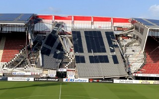 Alkmaar: Preliminary information about AFAS Stadium catastrophe