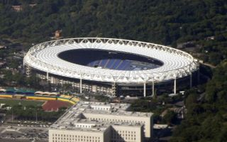 Rome: Stadio Olimpico prepares for Euro 2020