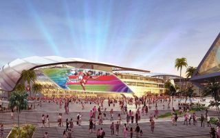 Miami: The soil at the Beckham stadium site dangerously polluted