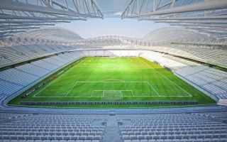 Georgia: Construction of Batumi Stadium entering its final phase