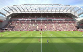 Liverpool: What's new with Anfield Road?
