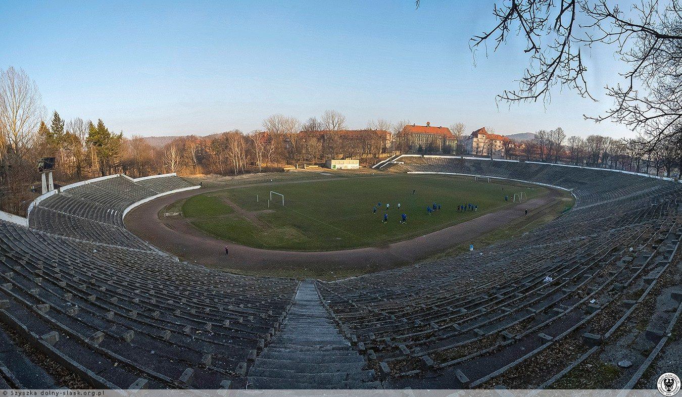 Stadion Miejski w Wałbrzychu