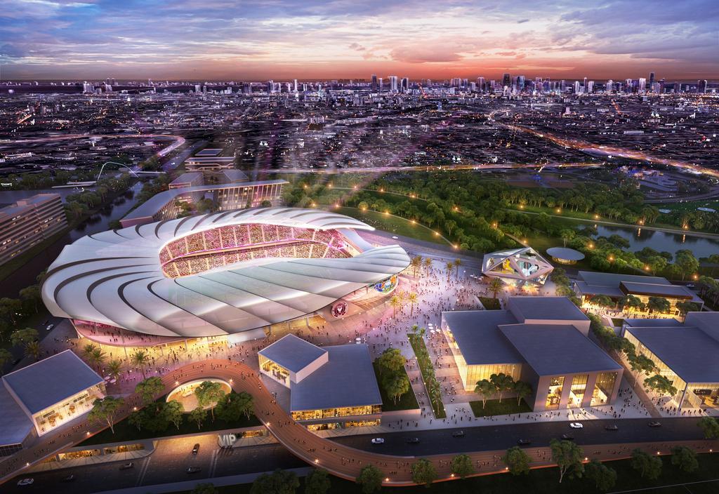 Miami Freedom Park Stadium