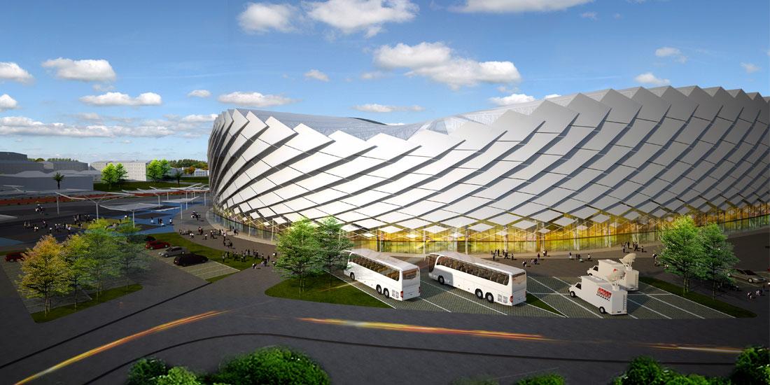 Stadion w Batumi