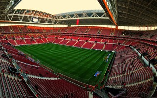 Istanbul: Galatasaray planning capacity increase