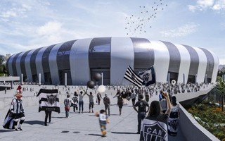 Belo Horizonte: Unanimous council approval for Atletico's stadium