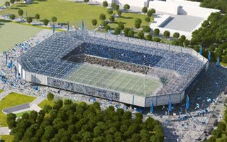 Berlin: Could Hertha move to the airport?