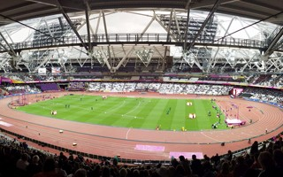 London Stadium's naming rights search goes on