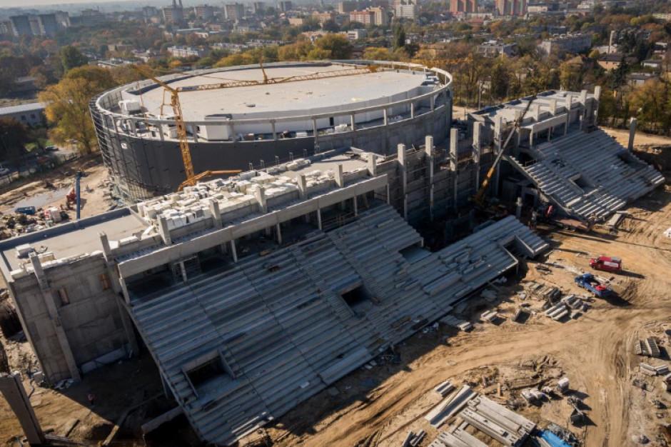 Stadion i hala dla Radomia