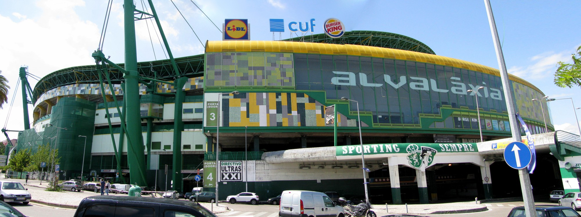 Estadio Jose Alvalade